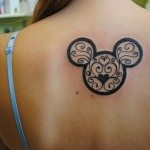 Tatuagem do Mickey
