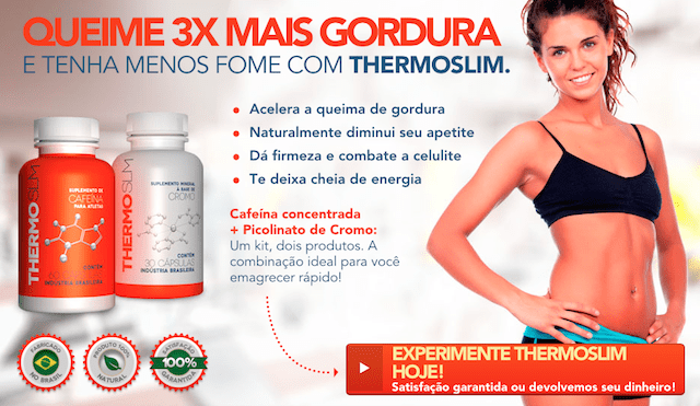Suplemento Thermo Slim